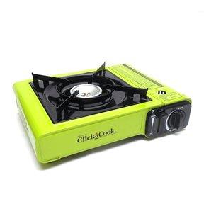 Click2Cook Select Portable Stove, Butane or Propane