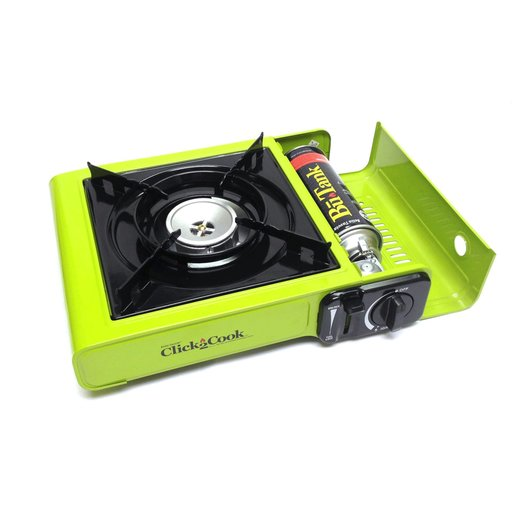 View a Larger Image of Click2Cook Select Portable Stove, Butane or Propane