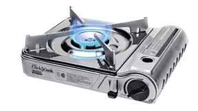 Click2Cook Stainless Steel Portable Stove