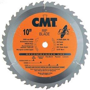 """250.024.08 Circular Saw Blade 8-1/4"""" x 5/8"""" Bore x 24 Tooth ATB"""