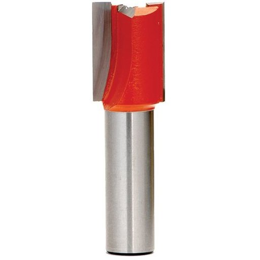 """View a Larger Image of 812.691.11 Straight Router Bit 1/2""""SH 3/4""""D 2""""CL 3-5/8""""OL"""
