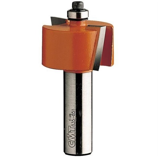 """View a Larger Image of 835.990.11 Rabbeting Router Bit 1/2"""" SH 5/8"""" CD 2"""" D 7/8"""" CL 3/4"""" B"""