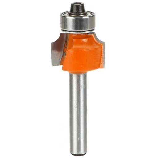 """View a Larger Image of 838.160.11 Roundover Router Bit 1/4""""SH 1/16""""R 5/8""""OD 1/2""""CL 1/2""""BD"""