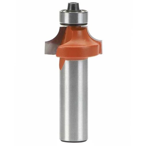 """View a Larger Image of 838.817.11 Roundover Router Bit 1/2""""SH 3/8""""R 1-1/4""""OD 9/16""""CL 1/2""""BD"""