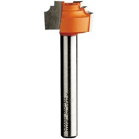 """865.102.11 Classical Bead Router Bit 1/4""""SH 3/4""""OD 3/32""""R 7/16""""CL"""