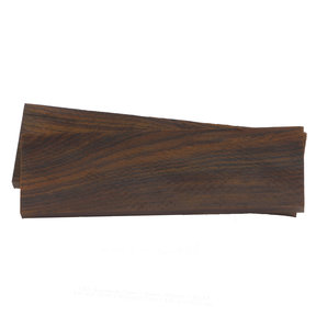 """Cocobolo 1"""" x 1-1/2"""" x 5"""" Wood Knife Scale"""