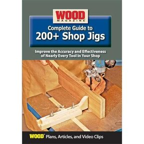 Complete Guide to 200+ Shop Jigs DVD