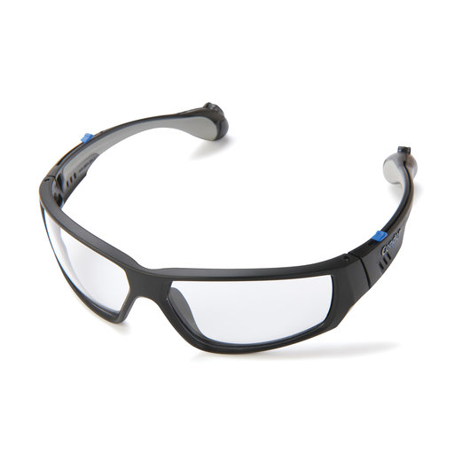 View a Larger Image of Condor Safety Glasses w/Hearing Protection