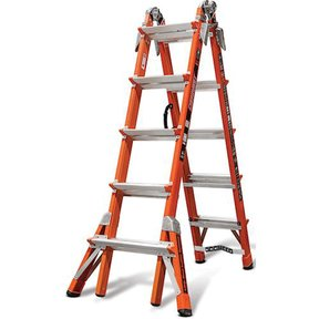 Conquest Model 22 Extension Ladder with V-Rung