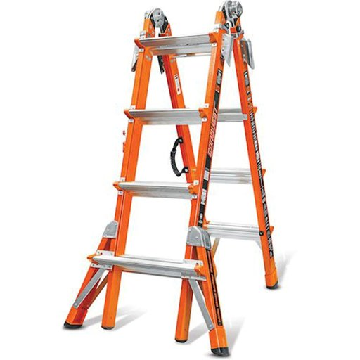 View a Larger Image of Conquest Model 17 Extension Ladder