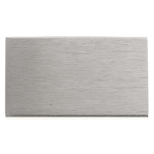"""View a Larger Image of Contemporary Edge Pull, 1-31/32"""" Center-to-Center, Stainless Steel"""
