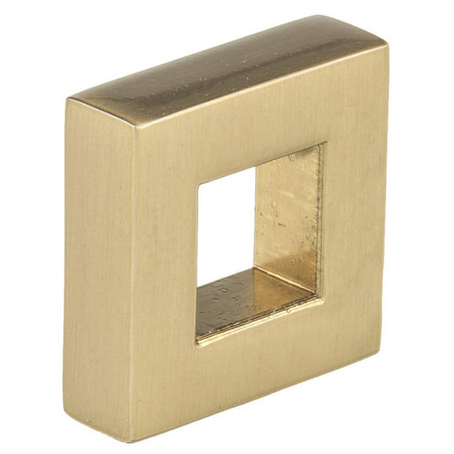"""View a Larger Image of Contemporary Knob, 31/32"""" x 5/16"""", Champagne Bronze"""