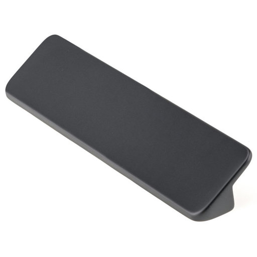 """View a Larger Image of Contemporary Pull, 1-1/4"""" to 5-1/16"""" Center-to-Center, Matte Black"""