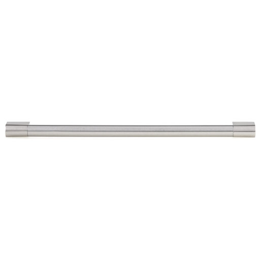 """View a Larger Image of Contemporary Pull, 10-1/8"""" Center-to-Center, Brushed Nickel"""