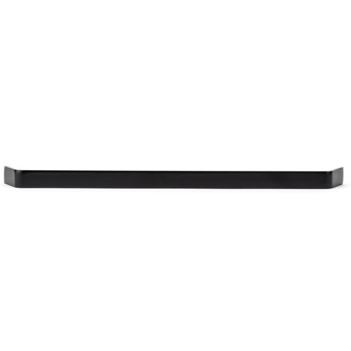 """View a Larger Image of Contemporary Pull, 10-1/8"""" Center-to-Center, Matte Black"""