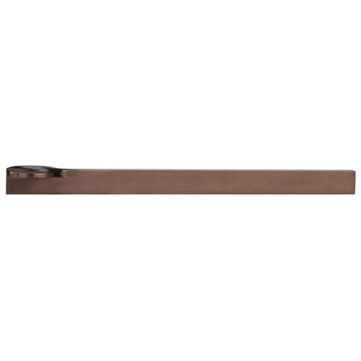 """View a Larger Image of Contemporary Pull, 10-1/8"""" Center-to-Center, Oriental Bronze"""