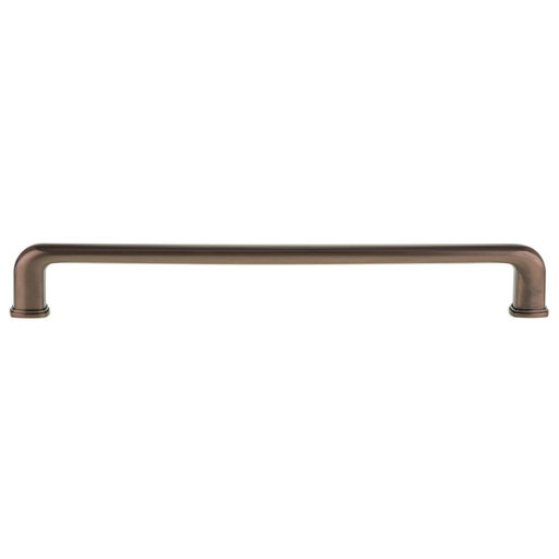 """View a Larger Image of Contemporary Pull, 12-5/8"""" Center-to-Center, Honey Bronze"""