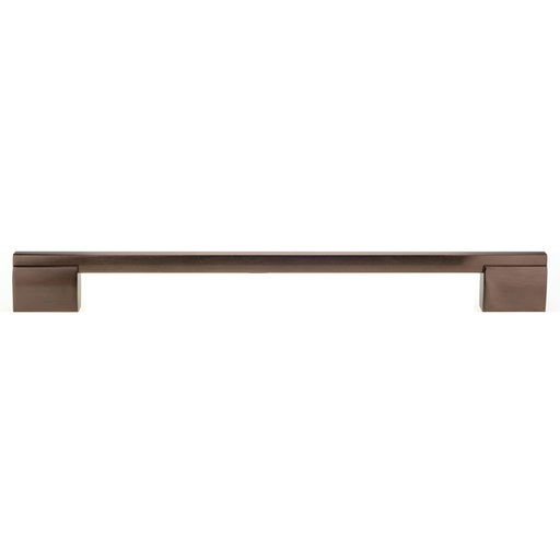 """View a Larger Image of Contemporary Pull, 12-5/8"""" Center-to-Center, Oriental Bronze"""