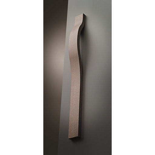 """View a Larger Image of Contemporary Pull, 12-5/8"""" Center-to-Center, Sand"""