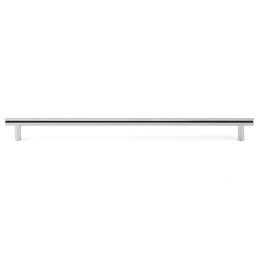 """View a Larger Image of Contemporary Pull, 13-1/8"""" Center-to-Center, Chrome"""