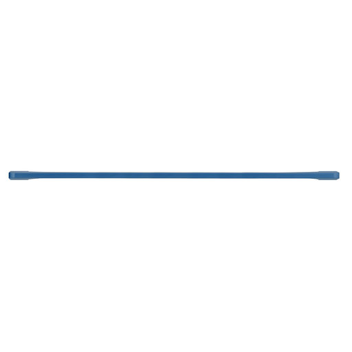"""View a Larger Image of Contemporary Pull, 13-7/8"""" Center-to-Center, Blue"""