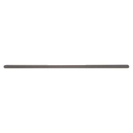 """View a Larger Image of Contemporary Pull, 17-5/8"""" Center-to-Center, Brushed Black Nickel"""