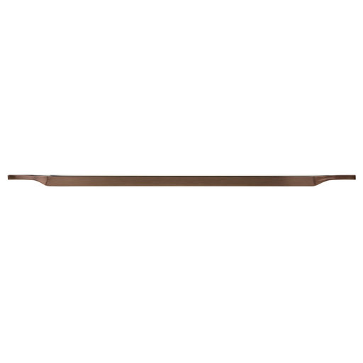 """View a Larger Image of Contemporary Pull, 17-5/8"""" Center-to-Center, Oriental Bronze"""