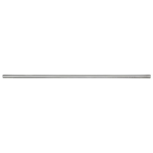 """View a Larger Image of Contemporary Pull, 19-1/8"""" Center-to-Center, Brushed Stainless Steel"""