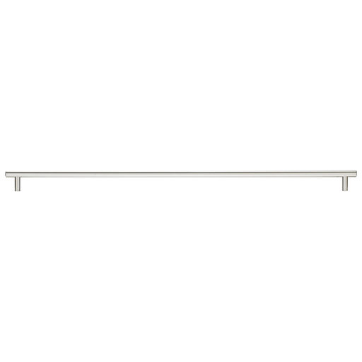 """View a Larger Image of Contemporary Pull, 22-1/8"""" Center-to-Center, Brushed Nickel"""