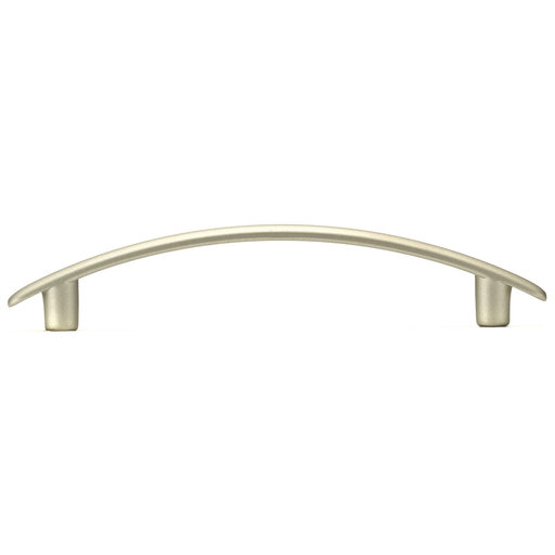 """View a Larger Image of Contemporary Pull, 3-3/4"""" Center-to-Center, Matte Nickel"""
