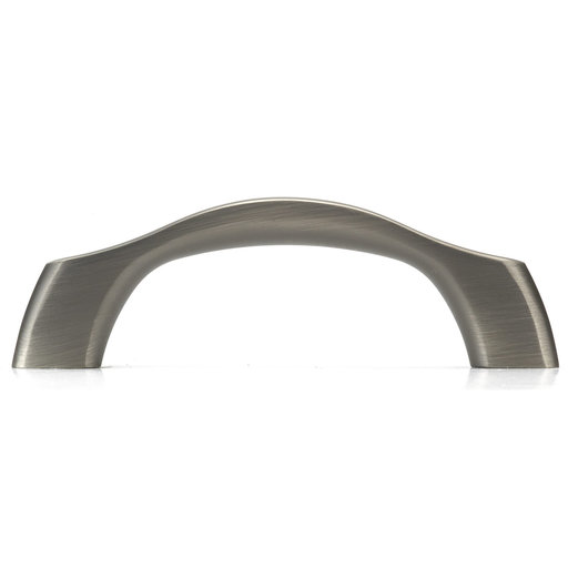 """View a Larger Image of Contemporary Pull, 3"""" Center-to-Center, Antique Nickel"""
