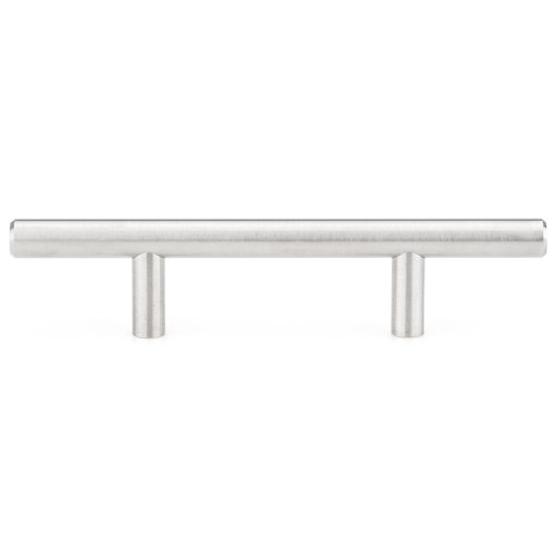 """View a Larger Image of Contemporary Pull, 3"""" Center-to-Center, Stainless Steel"""