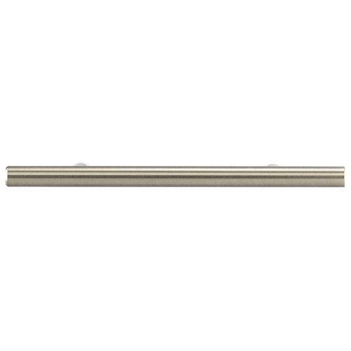 """View a Larger Image of Contemporary Pull, 4-1/4"""" Center-to-Center, Brushed Nickel"""