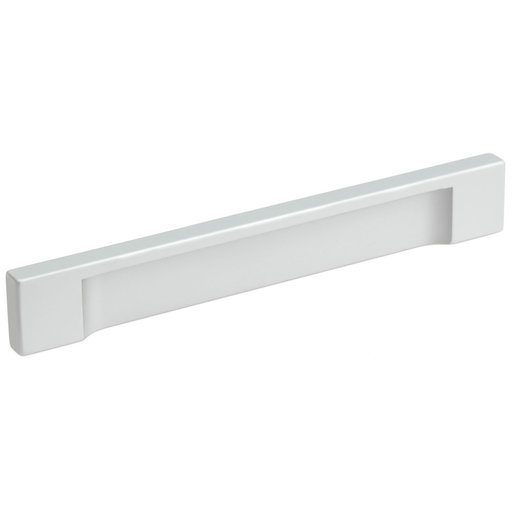 """View a Larger Image of Contemporary Pull, 5-1/16"""" Center-to-Center, Aluminum"""