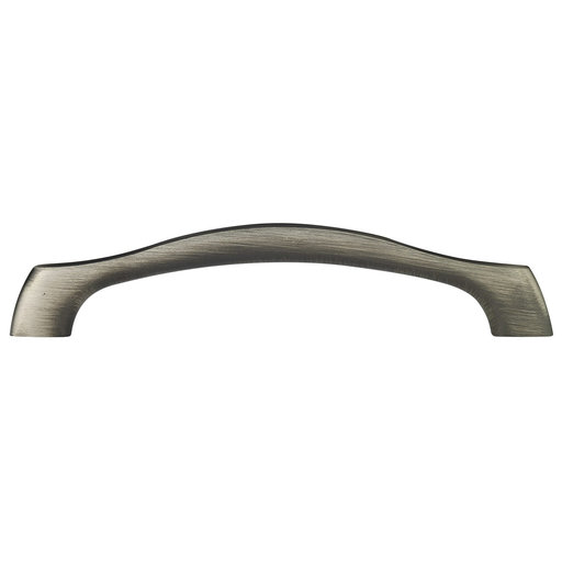 """View a Larger Image of Contemporary Pull, 5-1/16"""" Center-to-Center, Antique Nickel"""