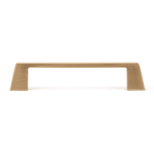 """View a Larger Image of Contemporary Pull, 5-1/16"""" Center-to-Center, Champagne Bronze"""