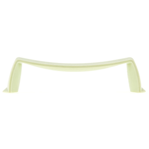 """View a Larger Image of Contemporary Pull, 5-1/16"""" Center-to-Center, Pistachio"""