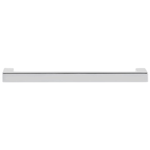 """View a Larger Image of Contemporary Pull, 5-1/16"""" Center-to-Center, Polished Nickel"""