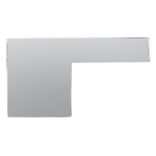 """View a Larger Image of Contemporary Pull, 5/8"""" Center-to-Center, Chrome"""