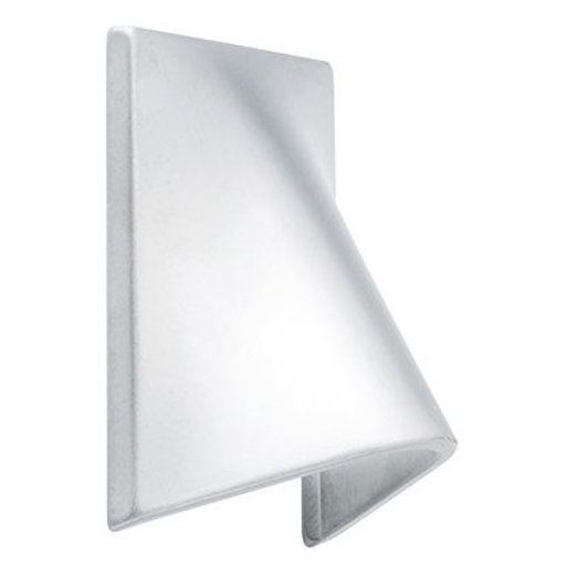 """View a Larger Image of Contemporary Pull, 5/8"""" Center-to-Center, Matte Chrome"""