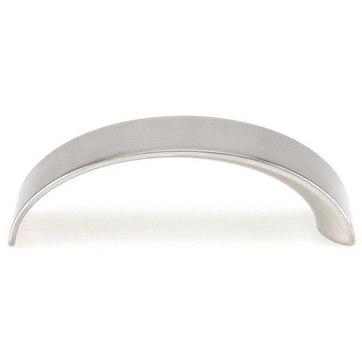 """View a Larger Image of Contemporary Pull, 5/8"""" Center-to-Center, Matte Nickel"""