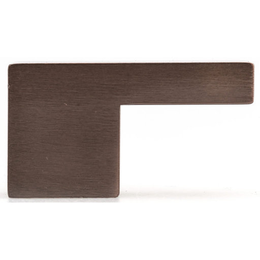 """View a Larger Image of Contemporary Pull, 5/8"""" Center-to-Center, Oriental Bronze"""