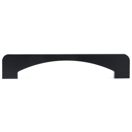 """View a Larger Image of Contemporary Pull, 6-5/16"""" Center-to-Center, Black"""