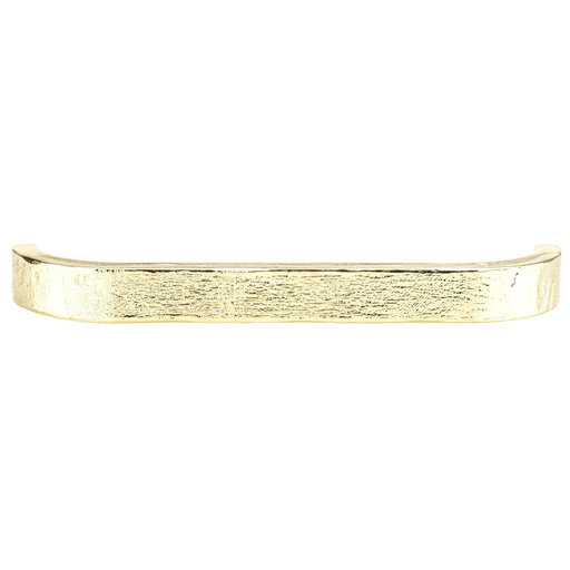 """View a Larger Image of Contemporary Pull, 6-5/16"""" Center-to-Center, Brass"""