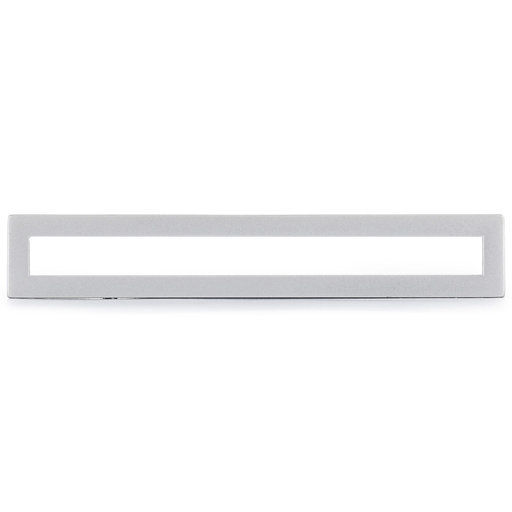 """View a Larger Image of Contemporary Pull, 6-5/16"""" Center-to-Center, Matte Chrome"""