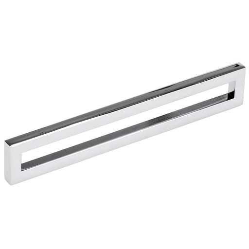 """View a Larger Image of Contemporary Pull, 6-5/16"""" Center-to-Center, Polished Nickel"""
