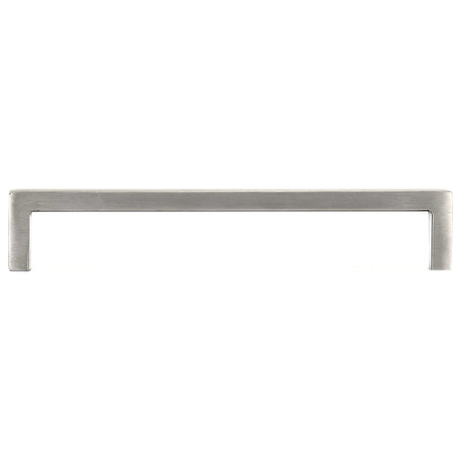 """View a Larger Image of Contemporary Pull, 6-5/16"""" Center-to-Center, Stainless Steel"""