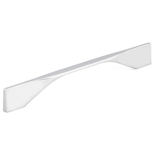 """View a Larger Image of Contemporary Pull, 6-5/16"""" to 7-9/16"""" Center-to-Center, Chrome"""