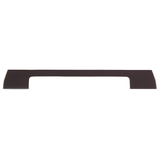 """View a Larger Image of Contemporary Pull, 7-9/16"""" Center-to-Center, Brushed Oil-Rubbed Bronze"""