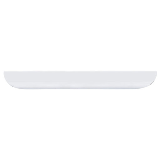 """View a Larger Image of Contemporary Pull, 7-9/16"""" Center-to-Center, Chrome"""